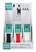 "JUUL Phone Holder - 2.5"" / Assorted / 24pc"